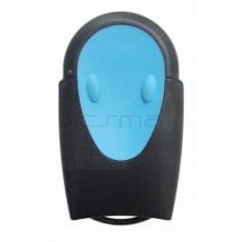 Garage gate remote control TELECO TXR-433-A02 blue