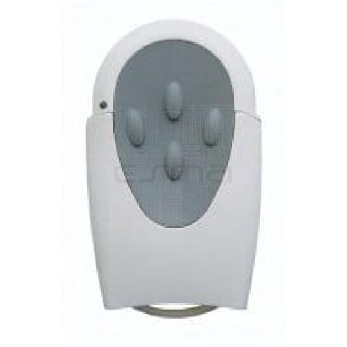Garage gate remote control TELECO TXR-433-A04