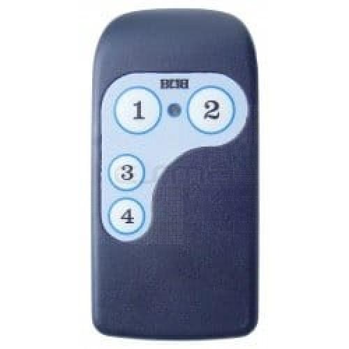 TREBI QTB4 Remote control