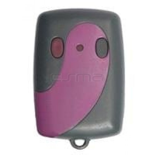 Garage gate remote control V2 TRR2 PURPLE