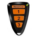 AKERSTRÖMS KEYRING K3 Remote control