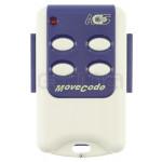 CELINSA MOVECODE 4 Remote control