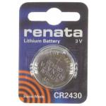 Lithium battery CR2430