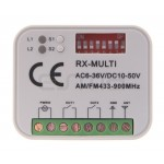 DS001 RX MULTI Receiver
