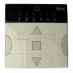 NICE PLANO 6 Remote control