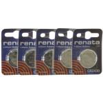 Lithium batteries Pack  CR2430