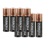 Pack Battery Duracell AA