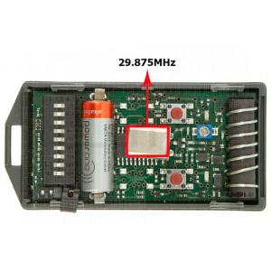 CARDIN S466-TX2 29.875MHz Remote