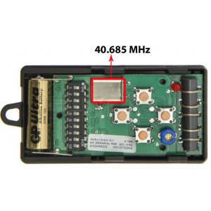 DICKERT MAHS40-04 Remote control