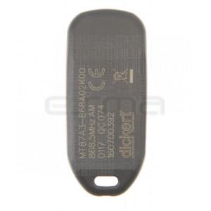 DICKERT MT87A3-868A02K00 Remote