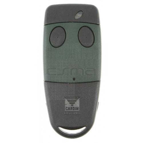 CARDIN S449-QZ2 green Remote control