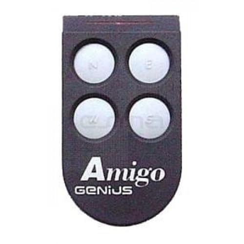 GENIUS JA334 grey Remote control