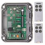 CARDIN S508 D 4CH Receiver-Kit