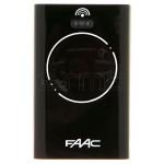 FAAC XT2 868 SLH Black remote control