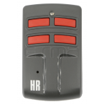 HR R868V2G Remote control