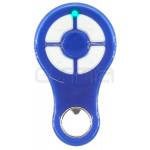 KEY Sub-44R Blue Remote control